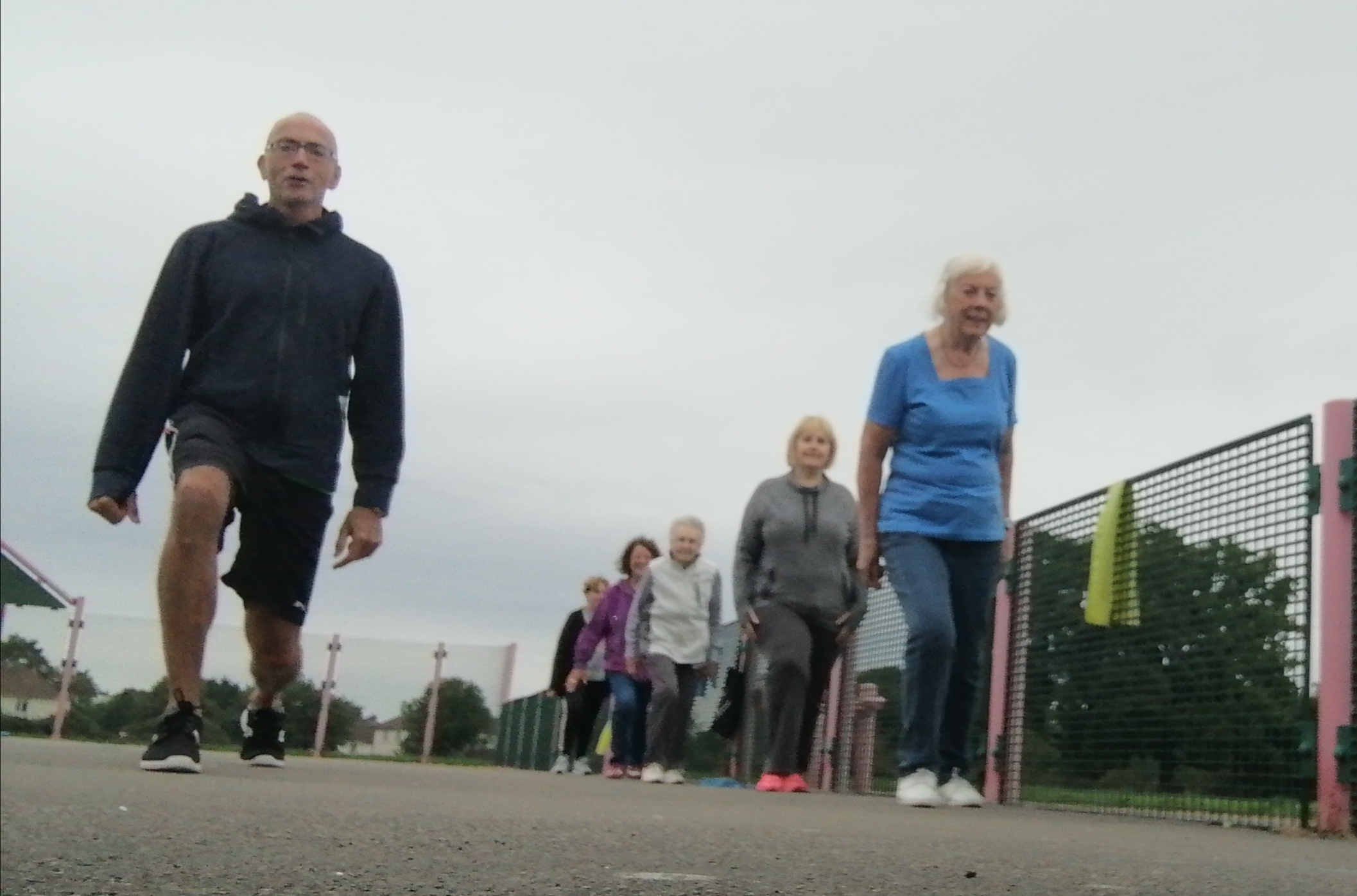 Over 50's Functional Fitness Class