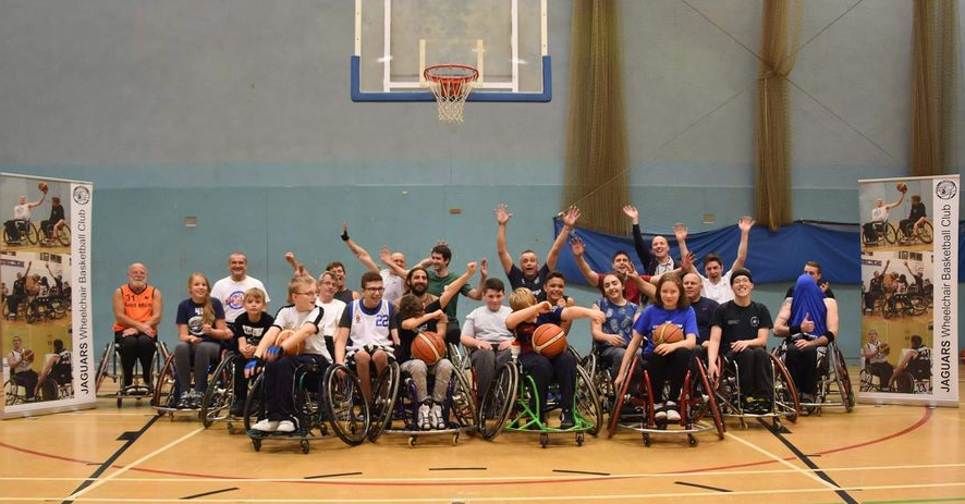 Open session of Wheelchair Basketball 9-90 years